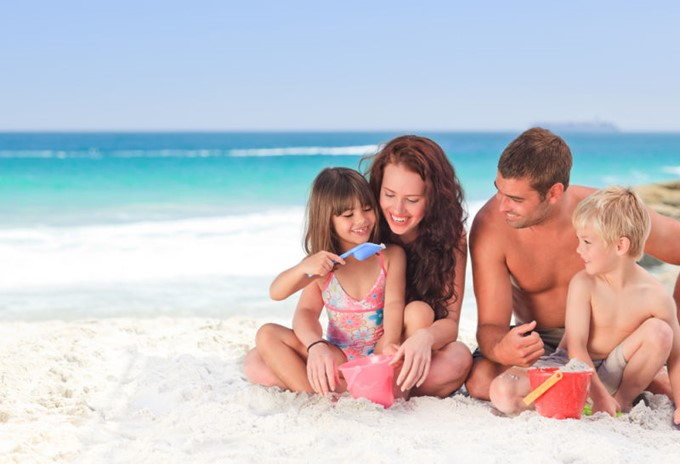 family holiday home rentals